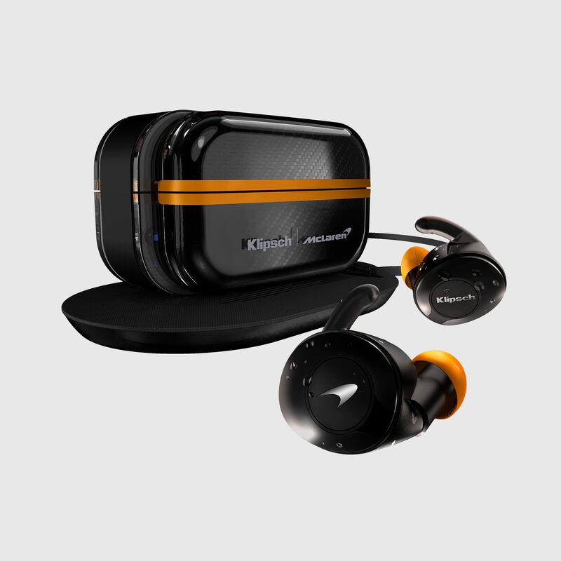 KLIPSCH T5 II True Wireless Sport McLaren Edition